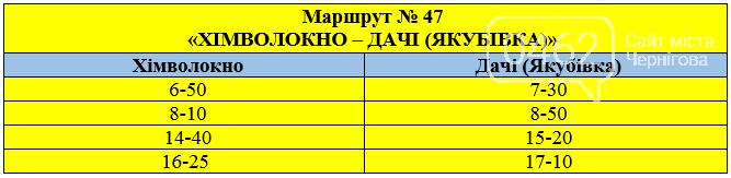 Став відомий графік руху дачних маршруток у Чернігові, фото-5