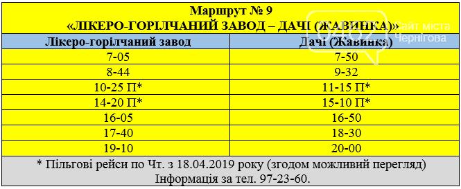 Став відомий графік руху дачних маршруток у Чернігові, фото-6