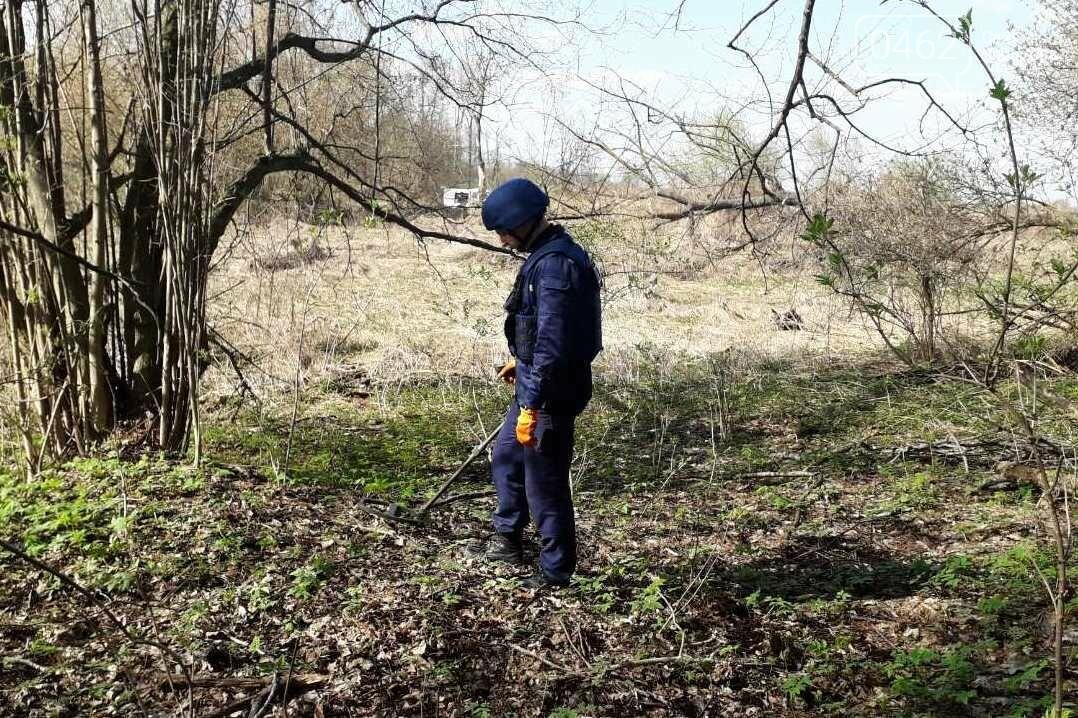 Під Черніговом знайшли арсенал боєприпасів з часів Другої світової, фото-3
