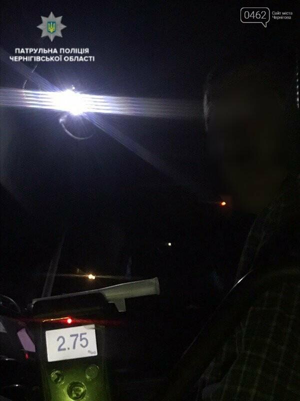 На Чернігівщині водій керував фурою напідпитку, фото-3