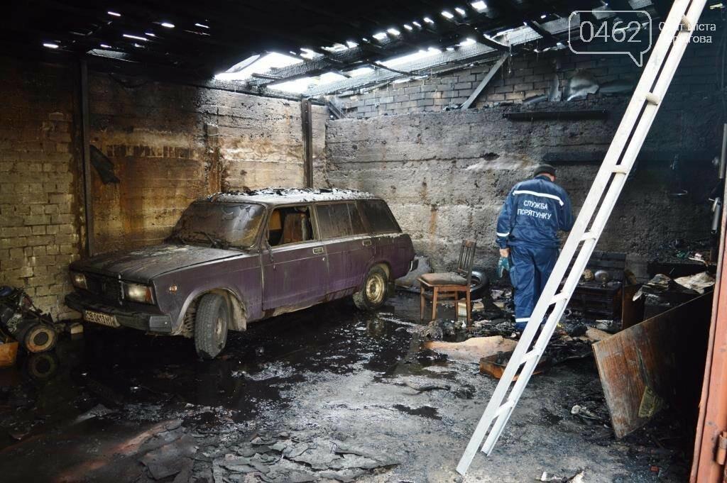 У Чернігові сталася пожежа на території обласного вузлу спецзв'язку, фото-9