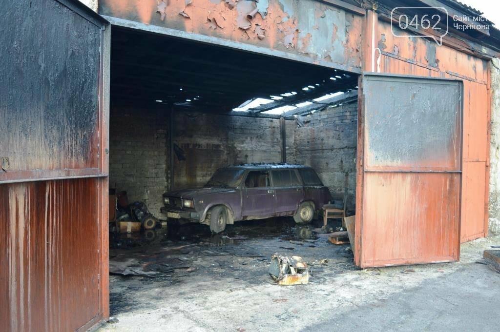 У Чернігові сталася пожежа на території обласного вузлу спецзв'язку, фото-10