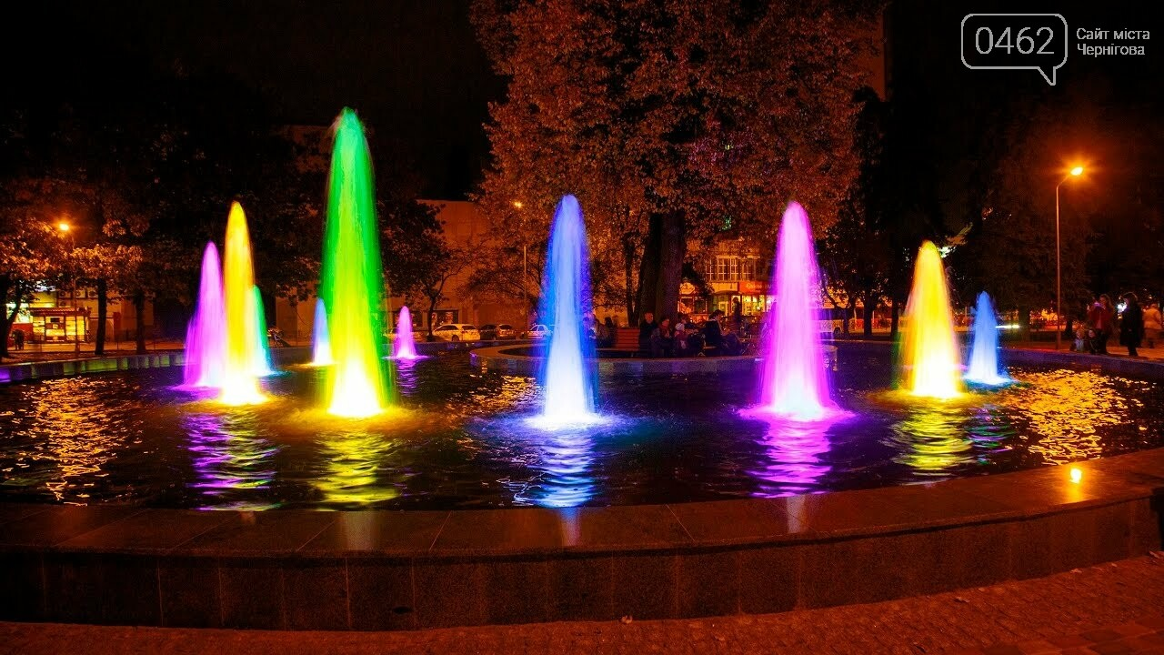 На утримання чернігівських фонтанів виділили більше 2 мільйонів гривень. Вже відомо хто проводитиме ці роботи, фото-1