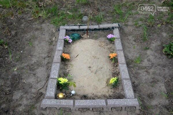 Чернигов стихийный - в городе внезапно появились кладбище домашних животных и свалка, фото-23