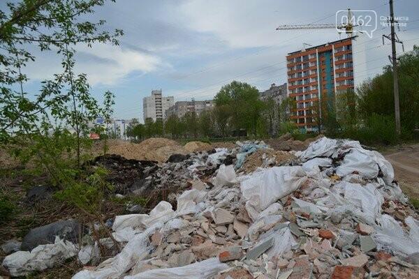 Чернигов стихийный - в городе внезапно появились кладбище домашних животных и свалка, фото-13