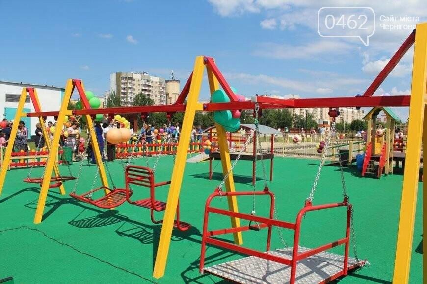 У Чернігові презентували проект парку для дітей з обмеженими фізичними можливостями, фото-11