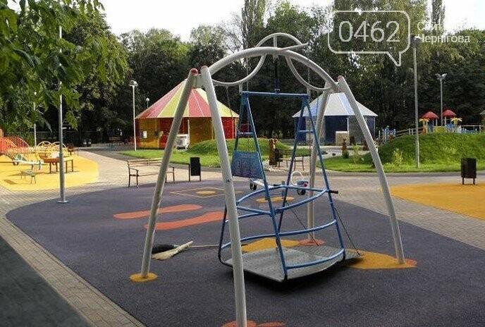 У Чернігові презентували проект парку для дітей з обмеженими фізичними можливостями, фото-6