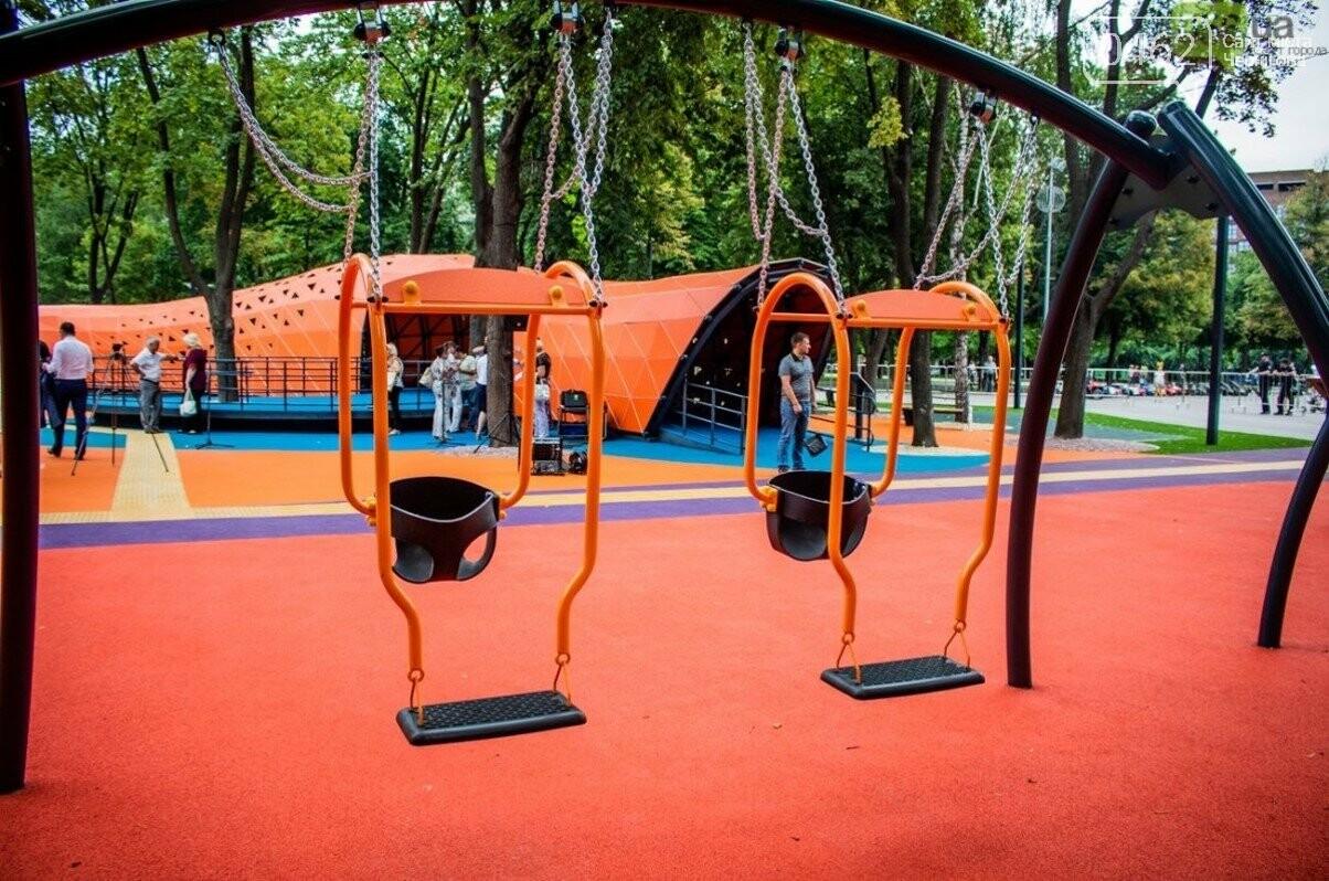 У Чернігові презентували проект парку для дітей з обмеженими фізичними можливостями, фото-9