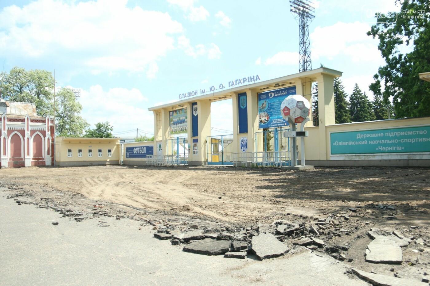 У Чернігові розпочався ремонт тротуарів на вулиці Шевченка, фото-3