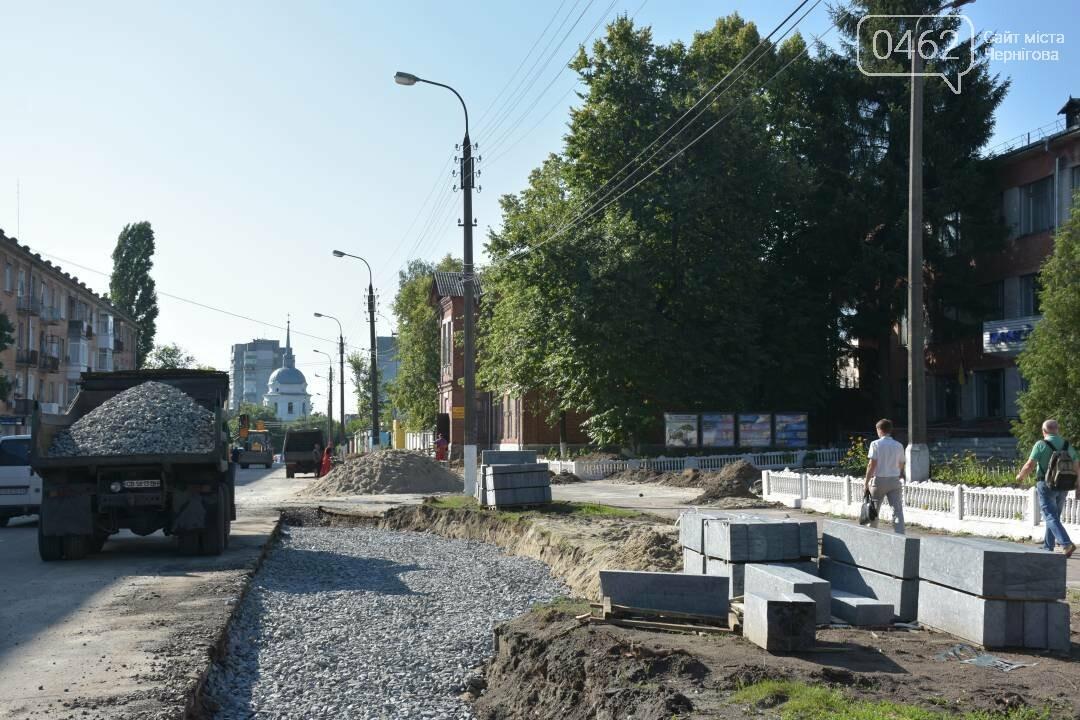 Инспектор мэр: как черниговский градоначальник стройки проверял, фото-11