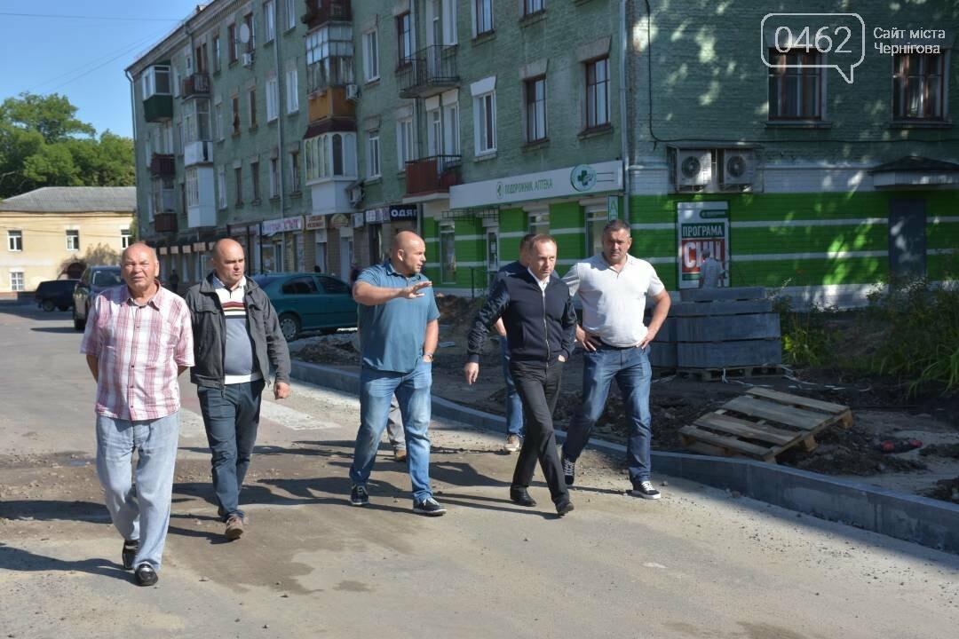 Инспектор мэр: как черниговский градоначальник стройки проверял, фото-12