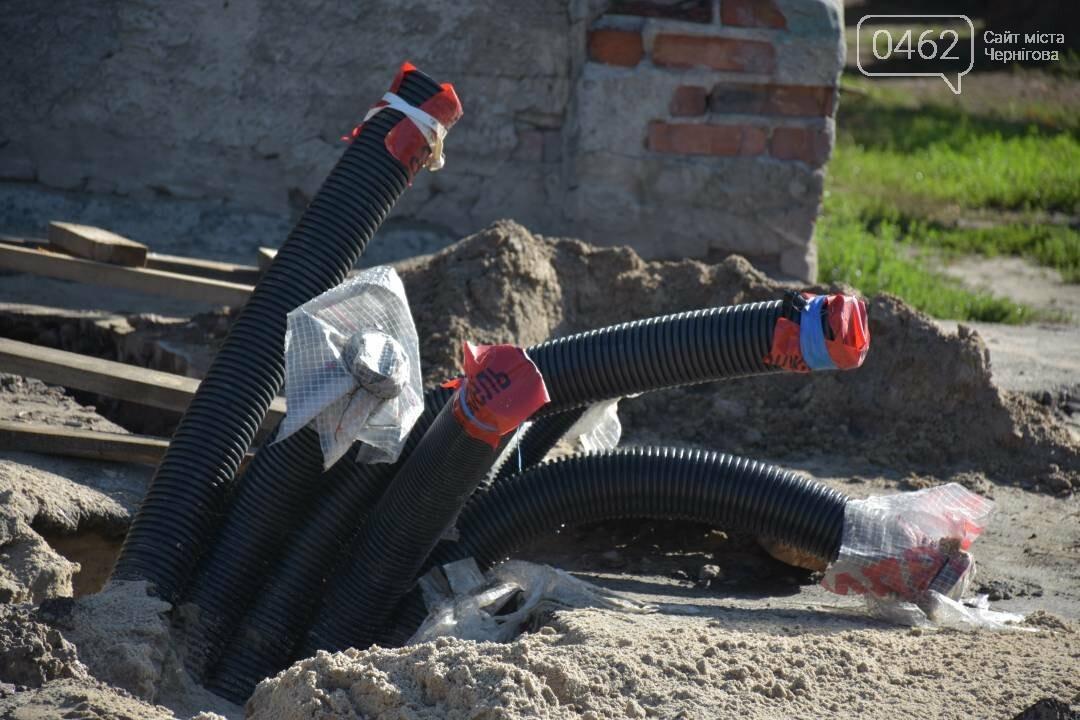 Инспектор мэр: как черниговский градоначальник стройки проверял, фото-9