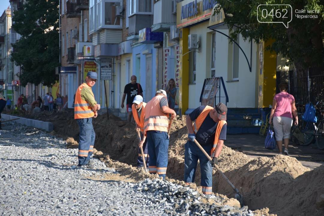 Инспектор мэр: как черниговский градоначальник стройки проверял, фото-10