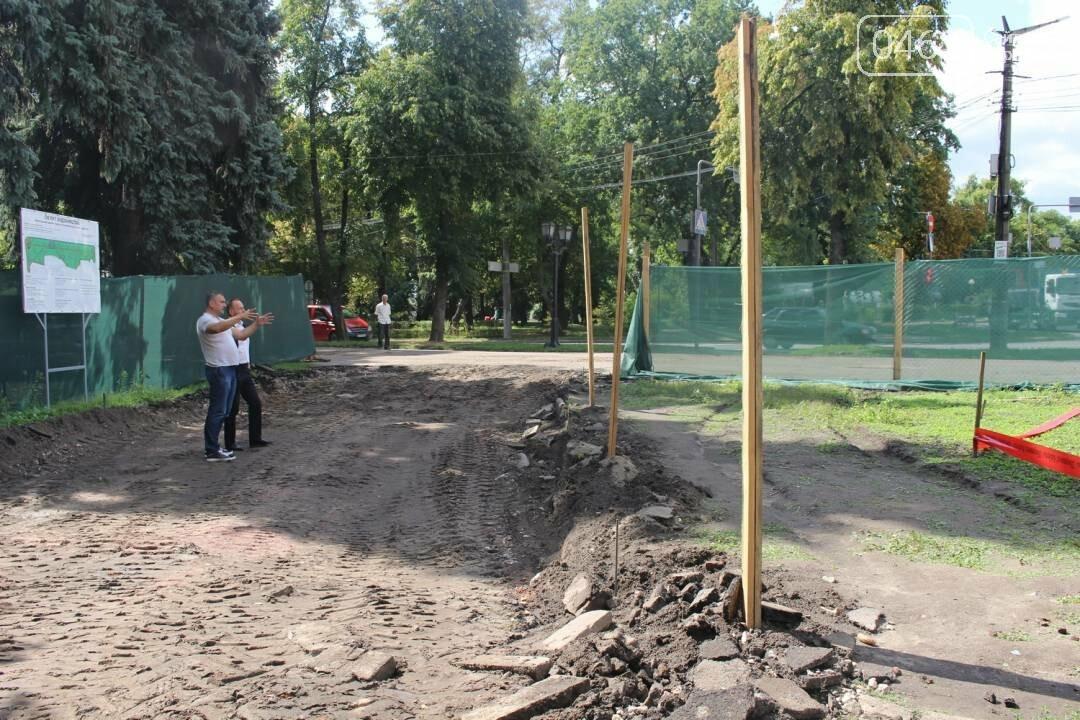 Инспектор мэр: как черниговский градоначальник стройки проверял, фото-7