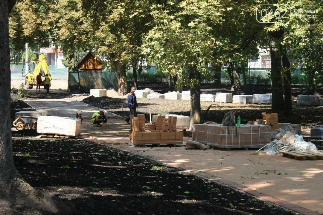 Инспектор мэр: как черниговский градоначальник стройки проверял, фото-8