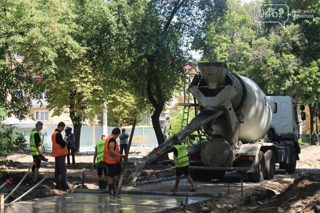 Инспектор мэр: как черниговский градоначальник стройки проверял, фото-6