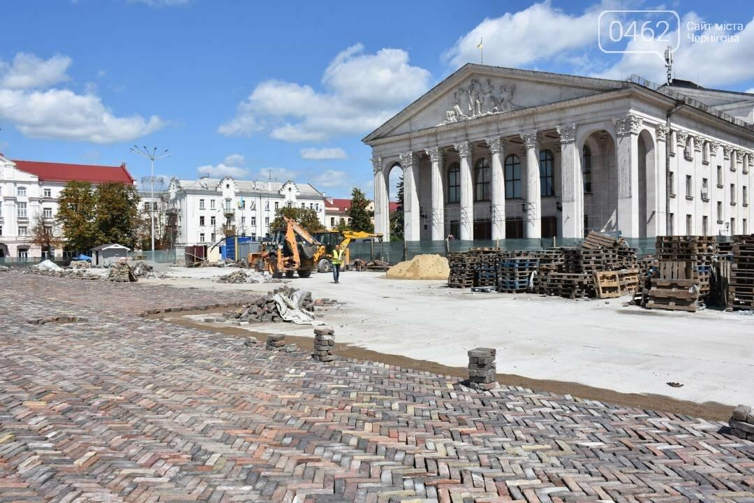 Инспектор мэр: как черниговский градоначальник стройки проверял, фото-1