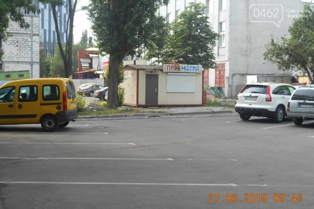 Минус киоски: исполком Чернигова решился на ещё один демонтаж временных сооружений , фото-11