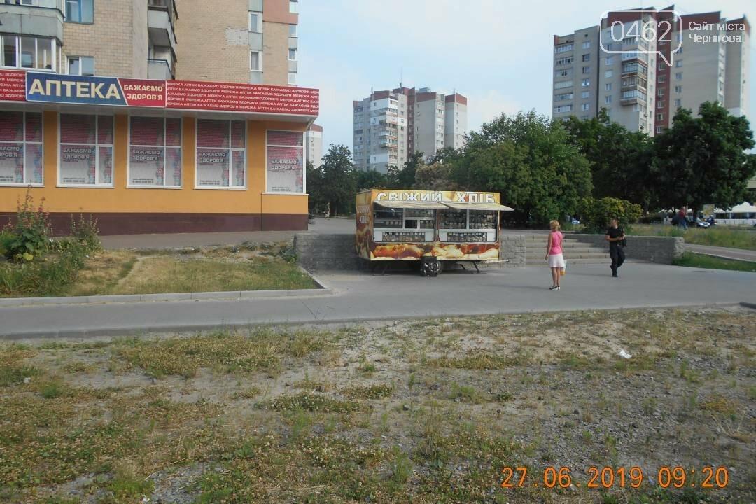 Минус киоски: исполком Чернигова решился на ещё один демонтаж временных сооружений , фото-8