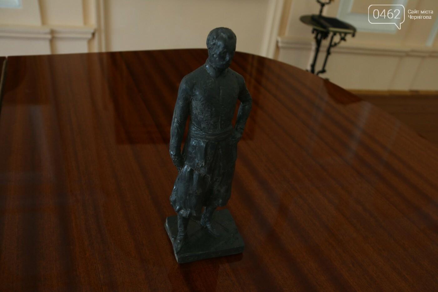 У Чернігові планують встановити пам'ятник Григорію Ґалаґану, фото-4