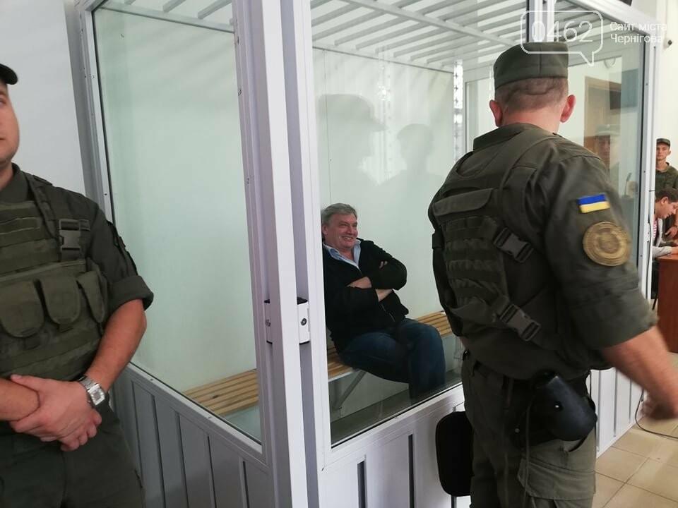 Подозреваемый во взяточничистве Грымчак остается в черниговском СИЗО, фото-1
