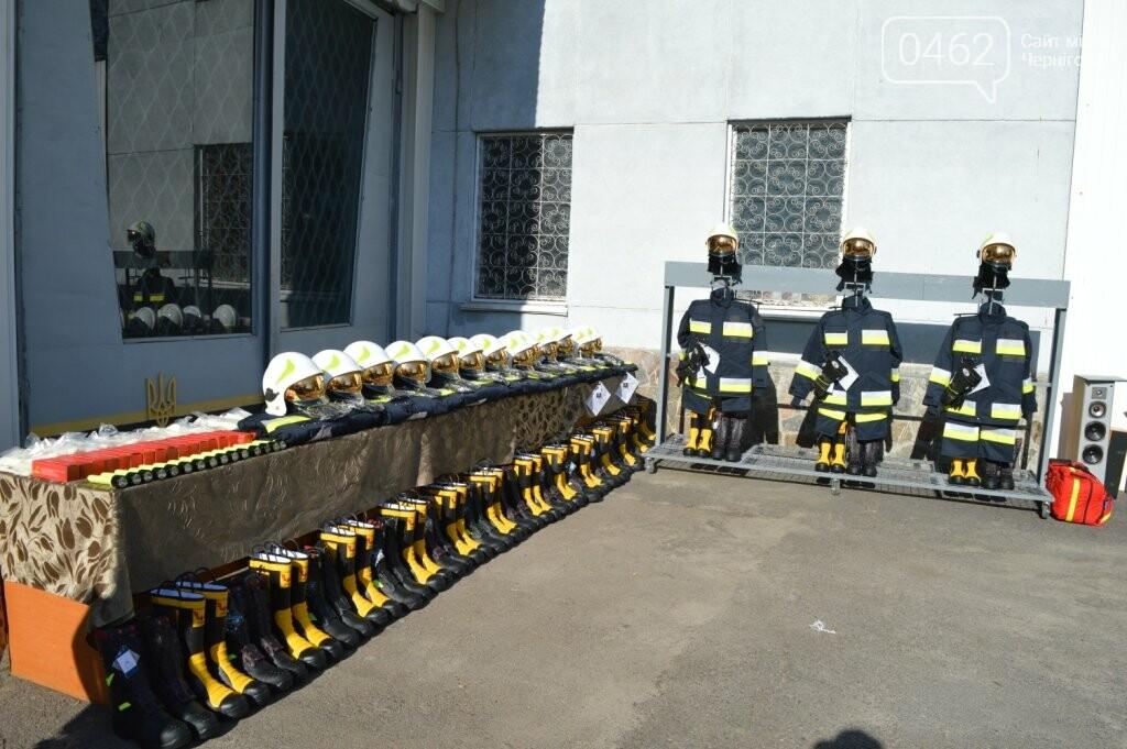Рятувальники з Чернігівської області отримали спорядження від колег з Польщі, фото-2