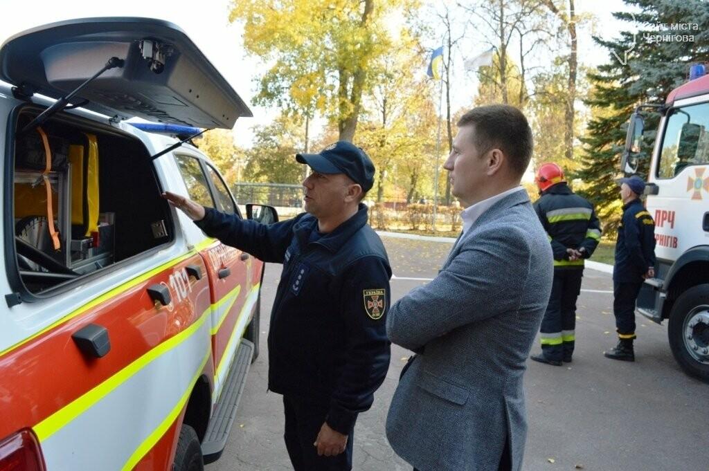 Рятувальники з Чернігівської області отримали спорядження від колег з Польщі, фото-4