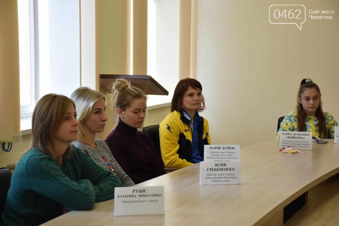 Юные черниговчанки покорили чемпионат Украины по дзюдо, фото-2