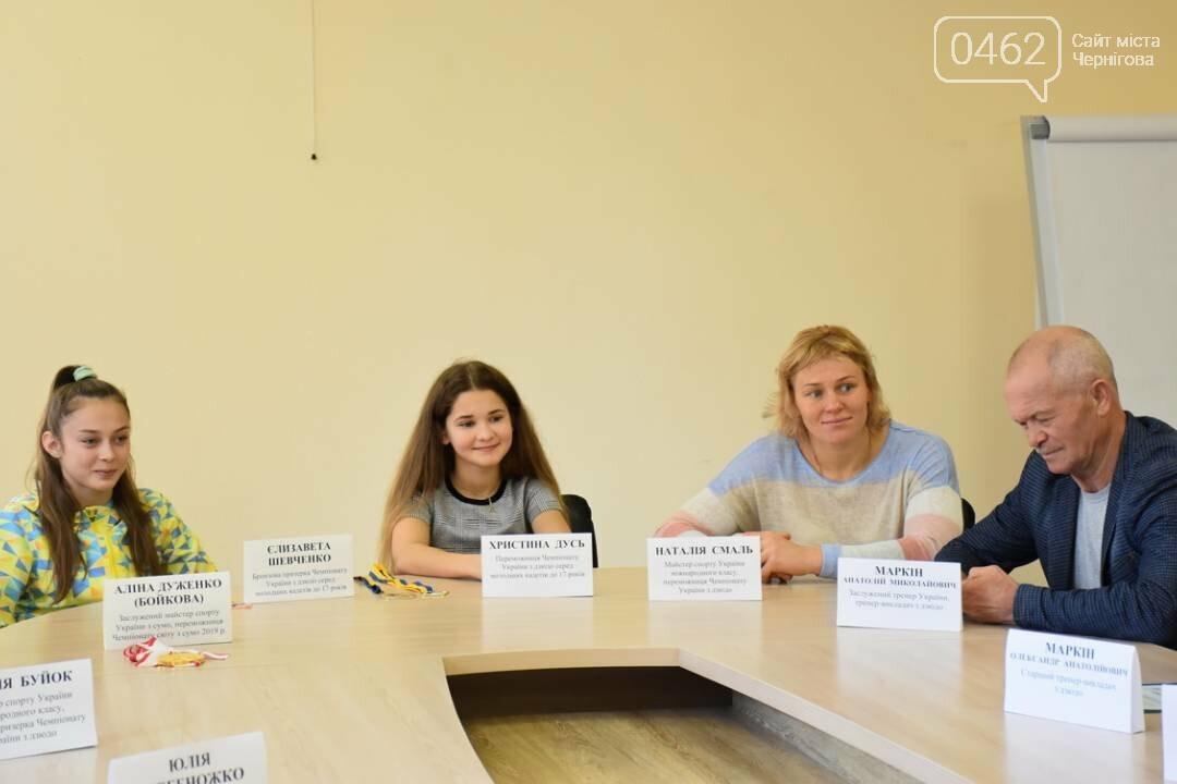Юные черниговчанки покорили чемпионат Украины по дзюдо, фото-1