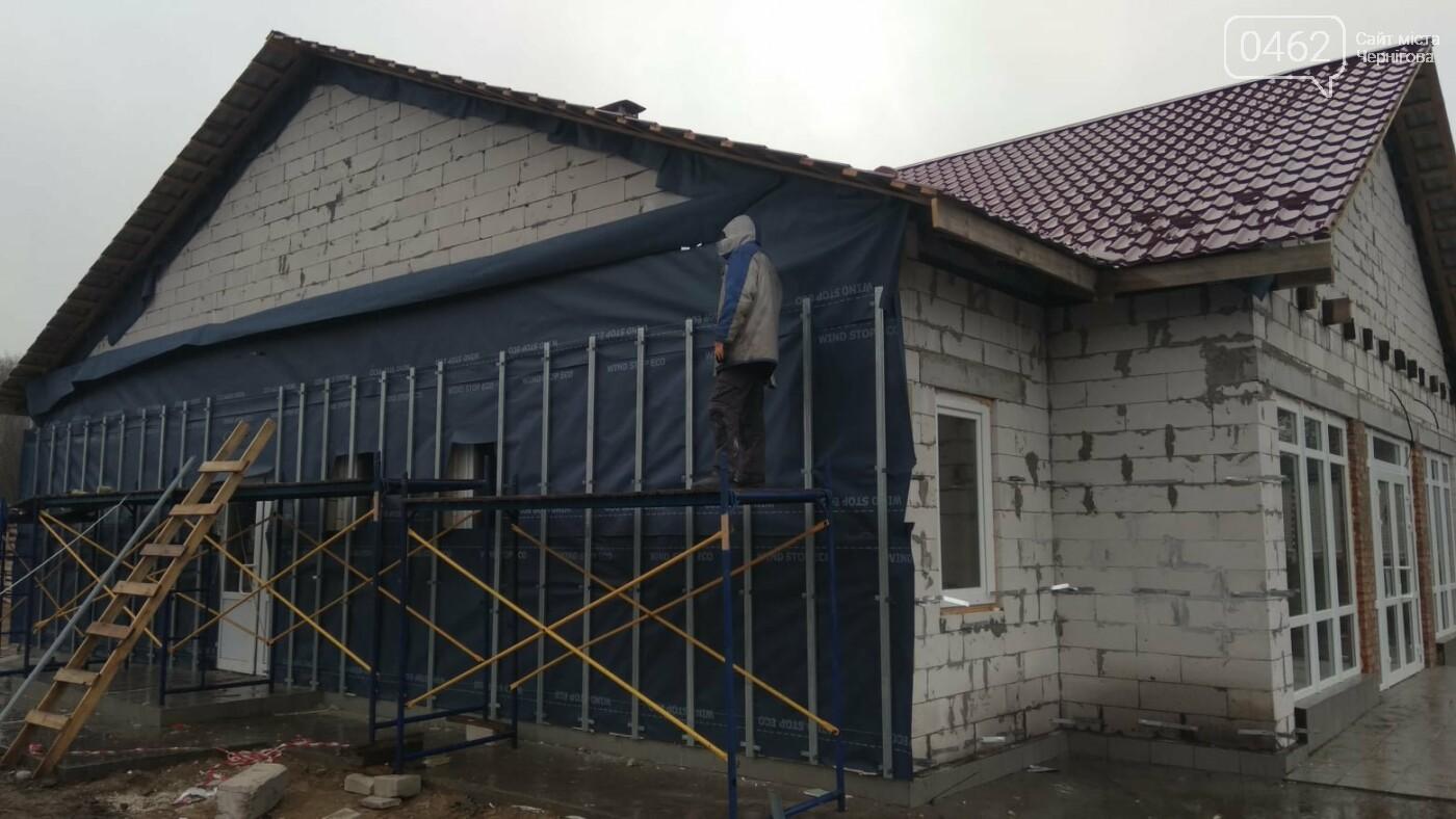 В Сосницькому районі будуть нові об'єкти, фото-2