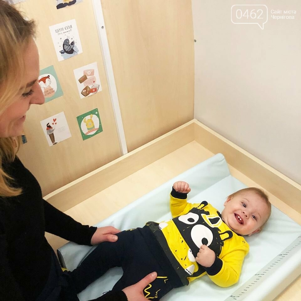 У чернігівському Голівуді відкрили кімнату для годування малюків, фото-4