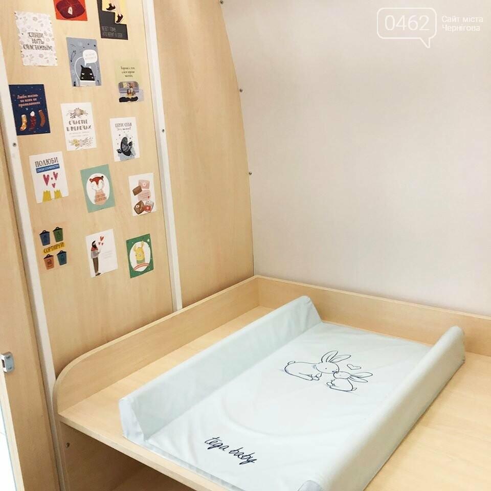 У чернігівському Голівуді відкрили кімнату для годування малюків, фото-7