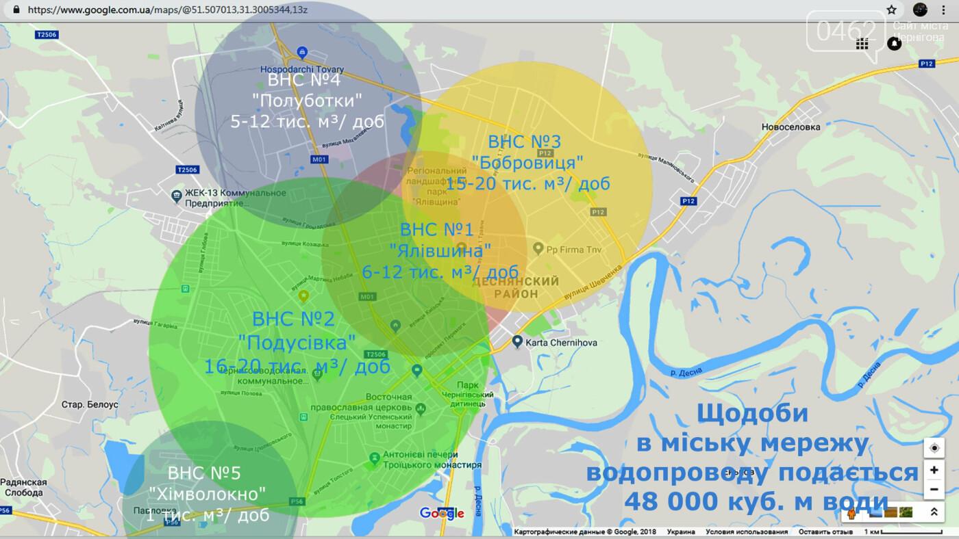 Треть Чернигова может остаться без воды из-за кладбища, фото-5