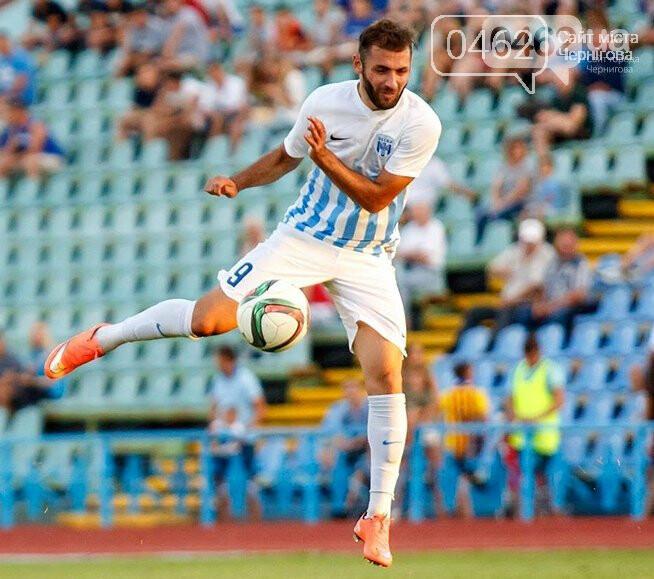 До Чернігова можуть переїхати два футболіста «Зорі», фото-1
