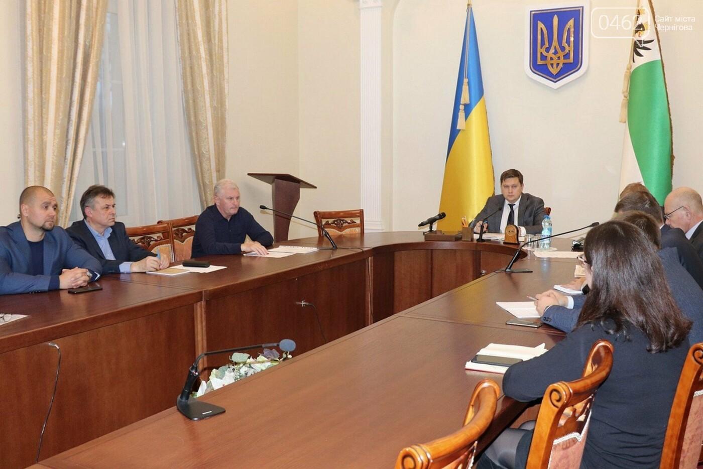 Губернатор Черниговщины представителям мобильных операторов: связь не качественная, фото-1