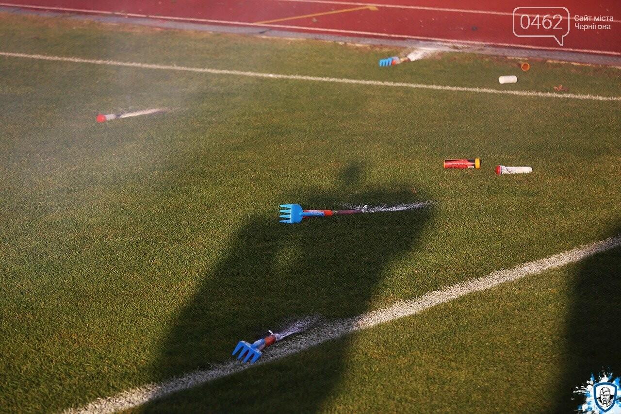 Чернігівська «Десна» наступний домашній матч зіграє без підтримки фанатів, фото-10