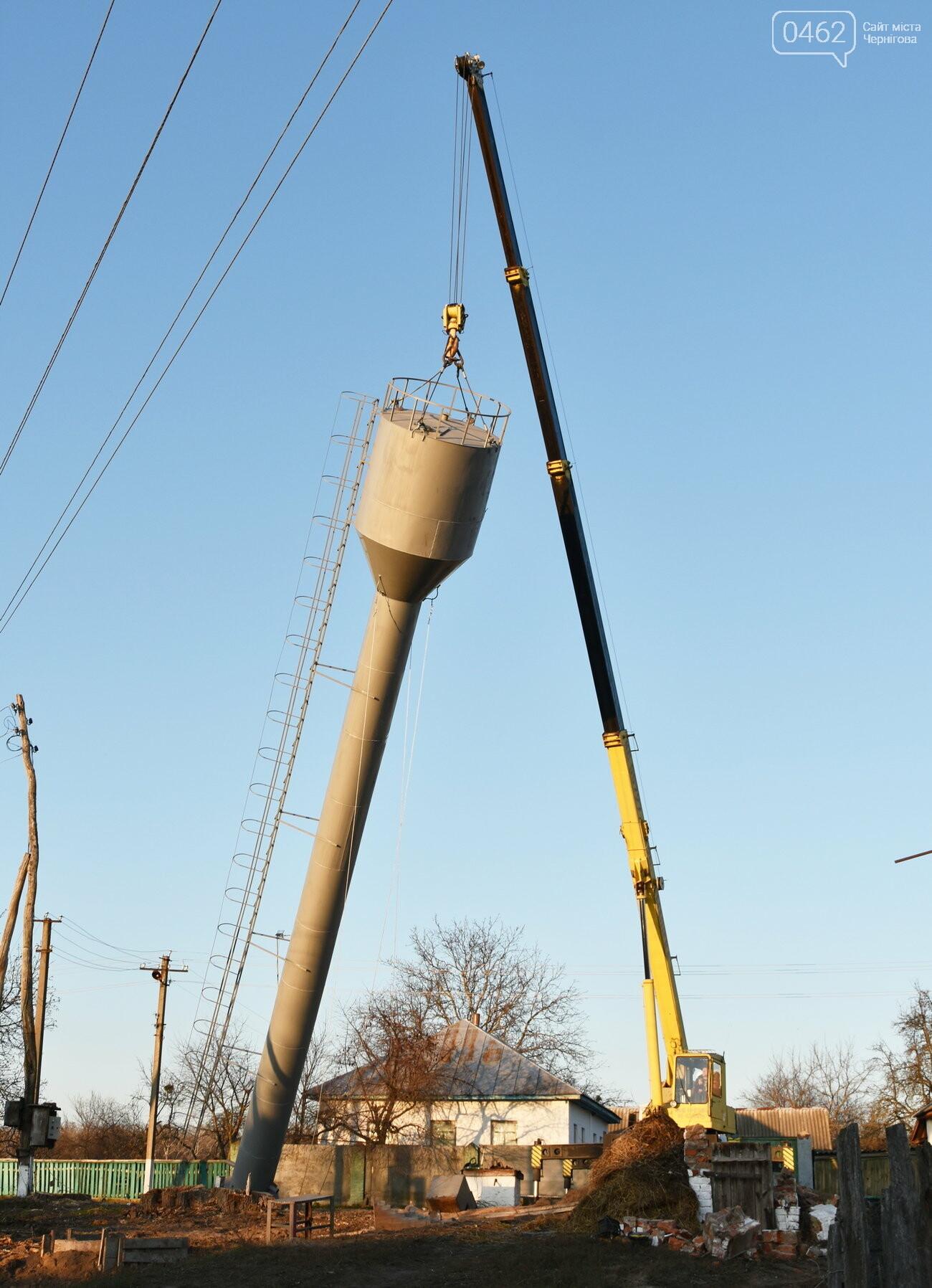 Цивілізація прийшла. В населених пунктах Чернігівської області запустили каналізацію та водогін, фото-3
