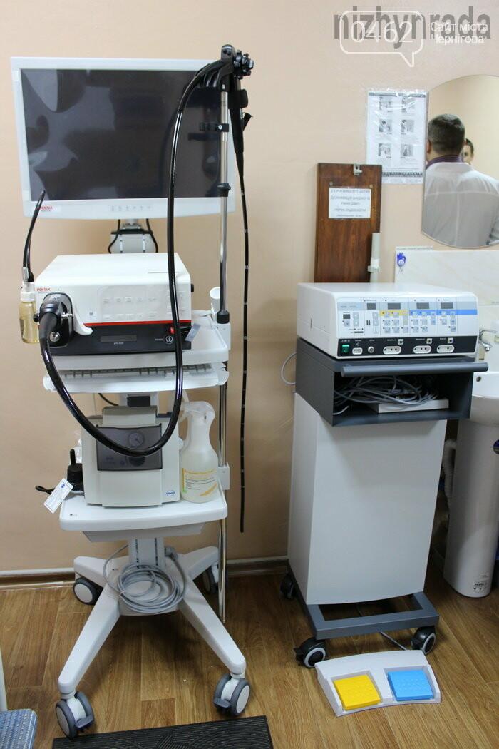 Ніжинська лікарня отримала сучасне медичне обладнання, фото-1