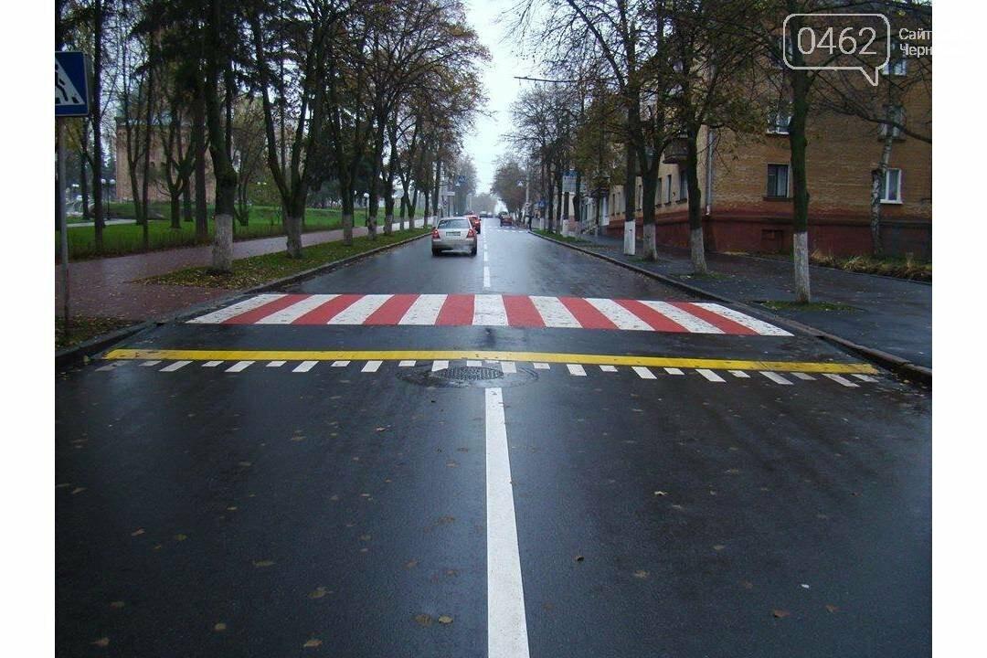 У Чернігові будуватимуть одразу кілька підвищених пішохідних переходів, фото-3