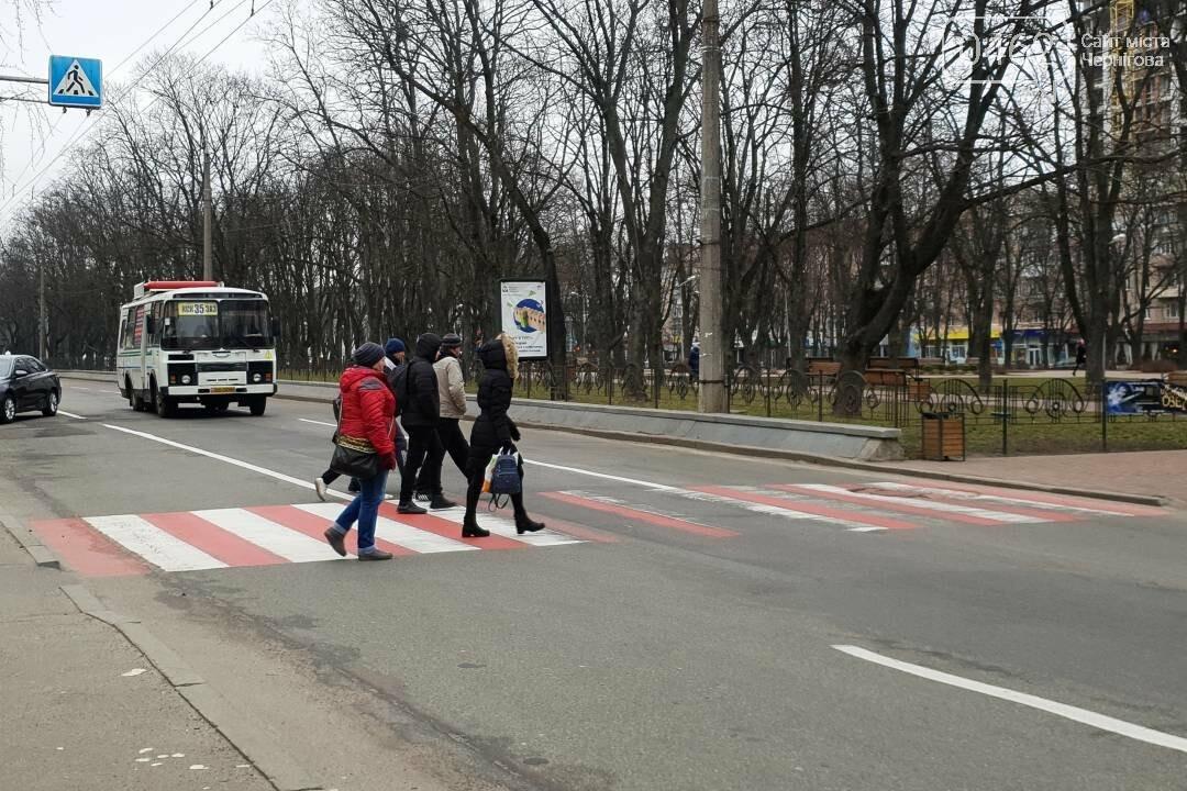 У Чернігові будуватимуть одразу кілька підвищених пішохідних переходів, фото-1