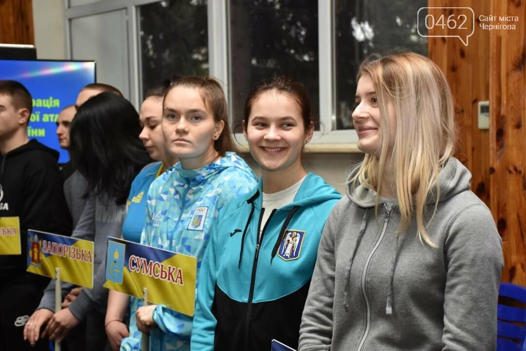 В Чернигове проходят всеукраинские соревнования по тяжелой атлетике , фото-6