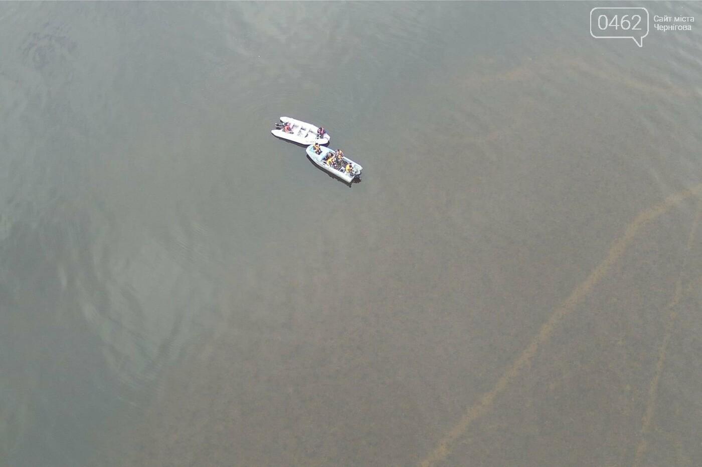 В Київському морі досі шукають рибалку з Чернігівської області, фото-5