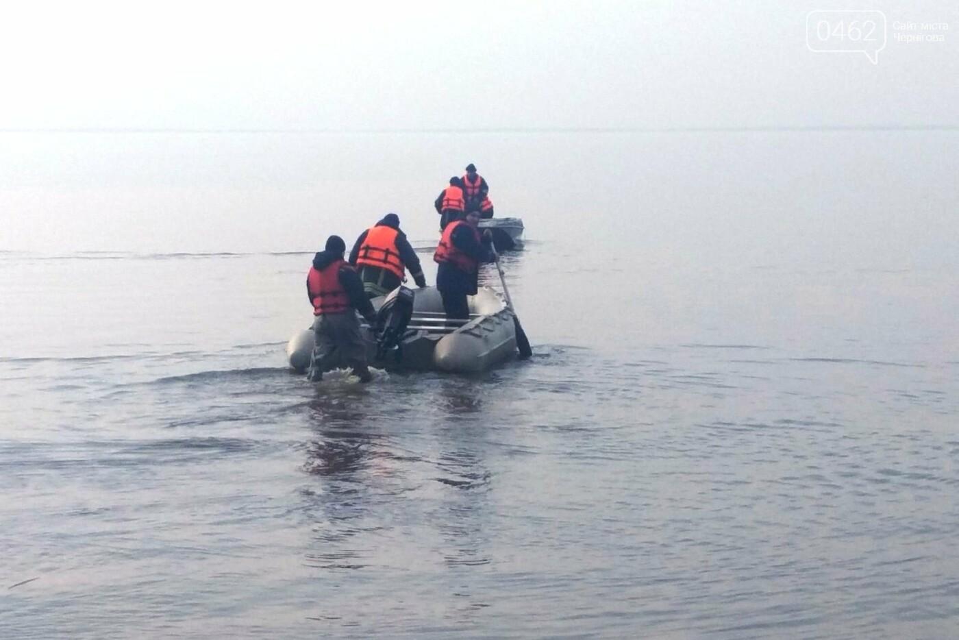 В Київському морі досі шукають рибалку з Чернігівської області, фото-2