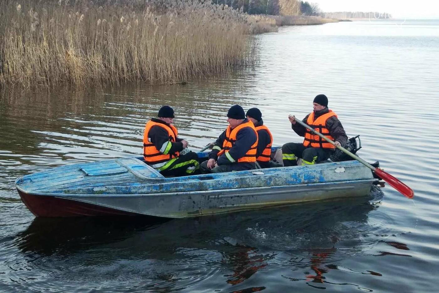 В Київському морі досі шукають рибалку з Чернігівської області, фото-1