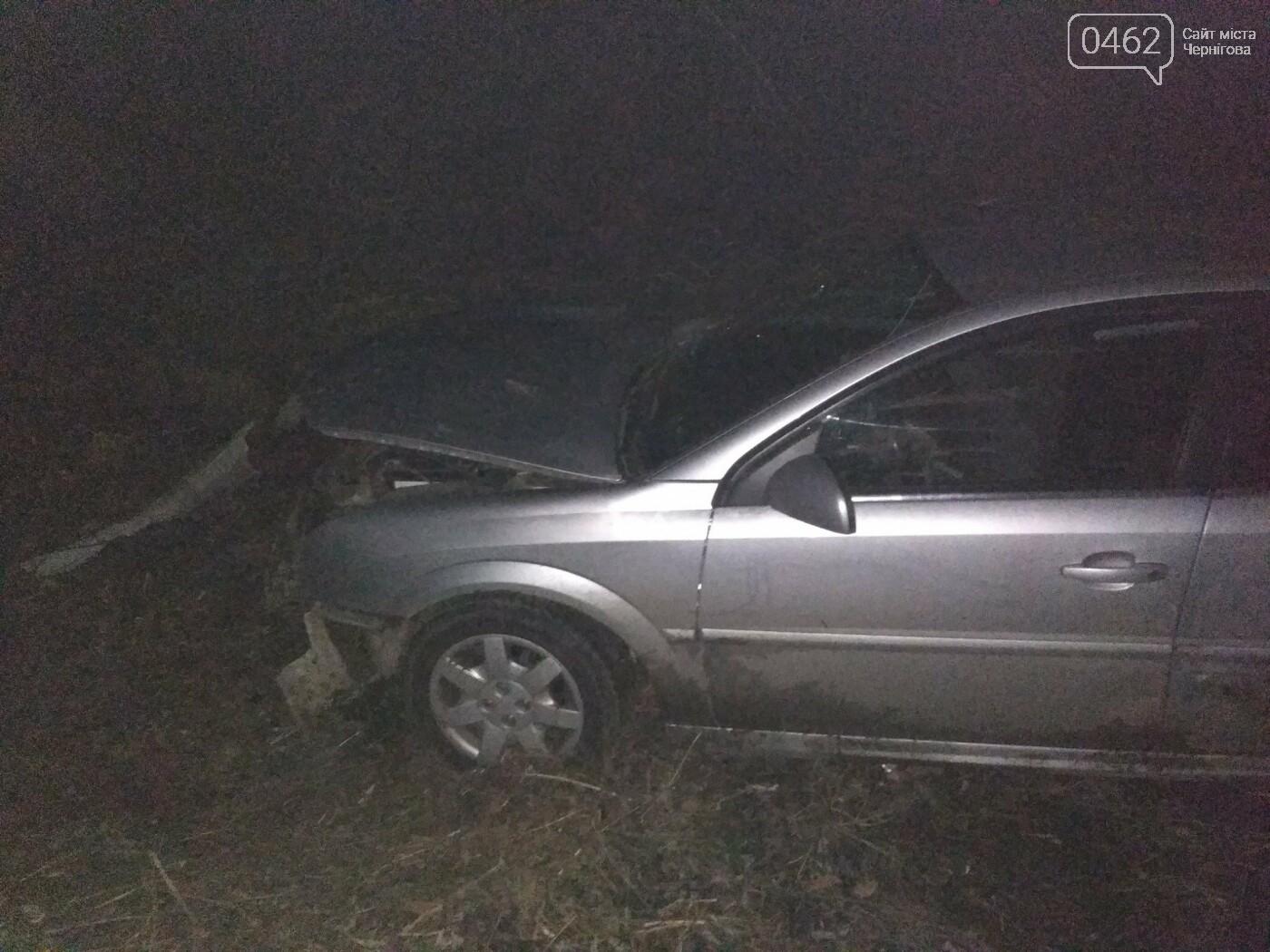 П'яний водій на Чернігівщині вилетів у русло річки: є потерпілі, фото-3