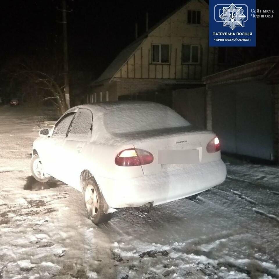 За вихідні поліцейські спіймали одразу 10 п'яних водіїв, фото-2