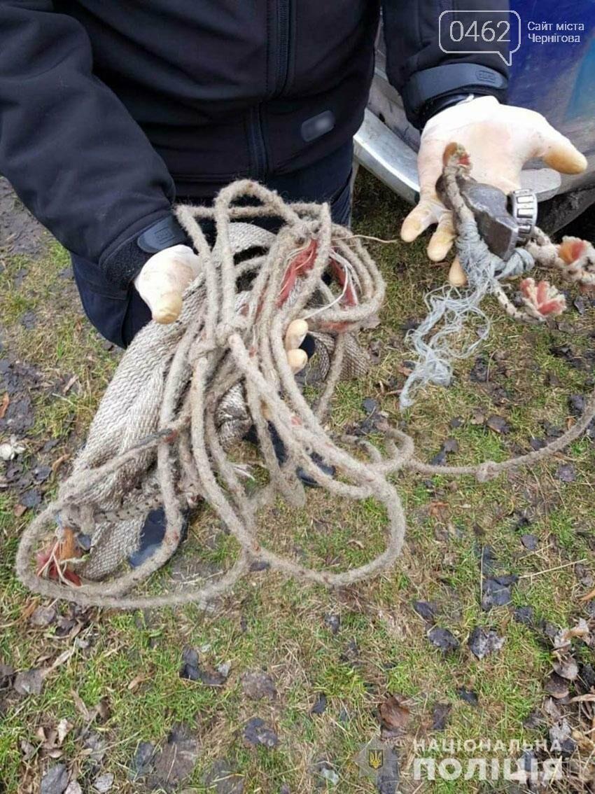 Накрали километры: на Черниговщине незаконно присваивали кабель, фото-4