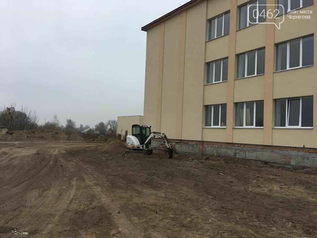 Довгобуду 30 років: на Чернігівщині нарешті добудують школу, фото-2
