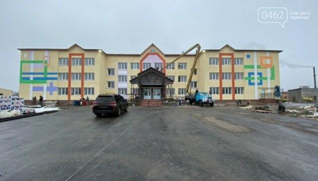 Довгобуду 30 років: на Чернігівщині нарешті добудують школу, фото-1