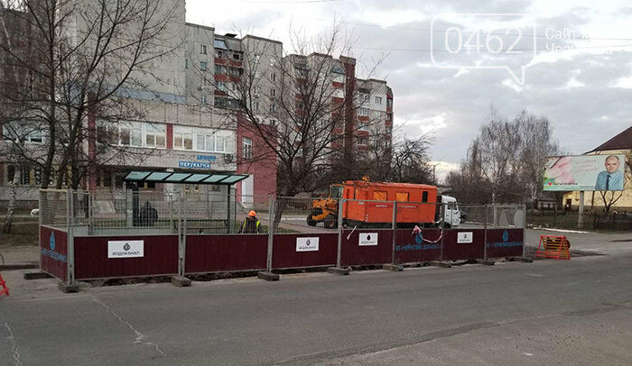 Вулицю Київську в Чернігові перекриватимуть в кілька етапів , фото-2